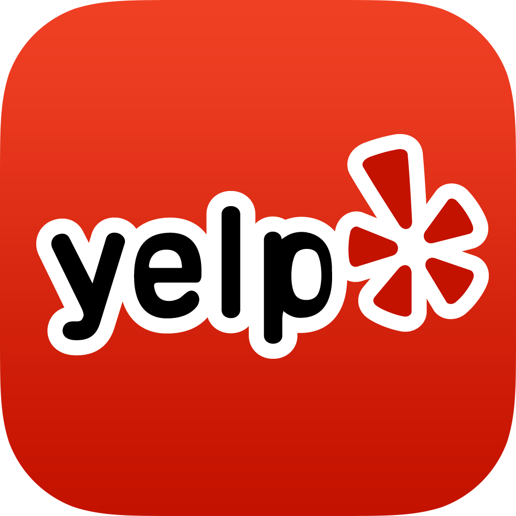 Check us out of Yelp!
